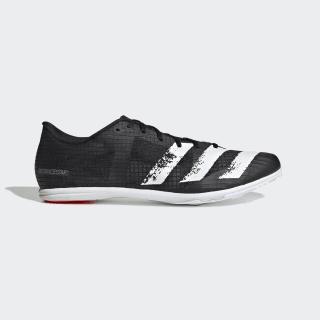 Sapatos de Bicos Distancestar Core Black / Cloud White / Signal Coral EG1201
