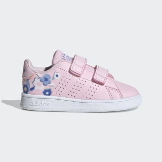 Zapatilla Advantage Clear Pink / Clear Pink / Real Blue EF0304