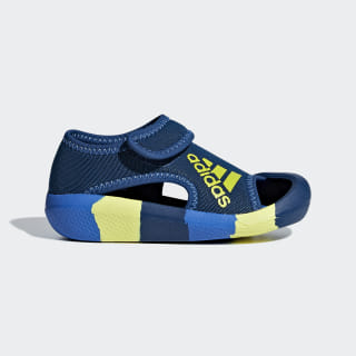 AltaVenture Shoes Legend Marine / True Blue / Shock Yellow D97199