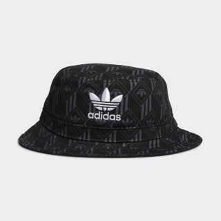 Monogram Bucket Hat Black CM3931