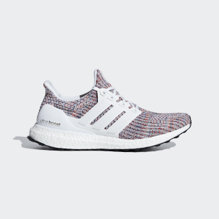 Ultraboost Shoes Ftwr White / Ftwr White / Collegiate Navy CM8111