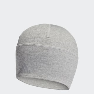 Climalite Beanie Core Heather / Core Heather / Reflective Silver BQ9017
