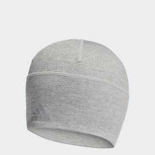 Шапка-бини Climalite core heather / core heather / reflective silver BQ9017