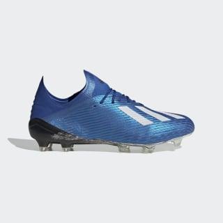 Футбольные бутсы X 19.1 FG Team Royal Blue / Cloud White / Core Black EG7126
