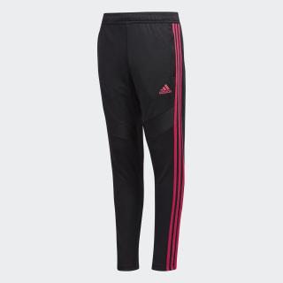 Pantalon Tiro 19Training Black / Real Magenta DZ6184