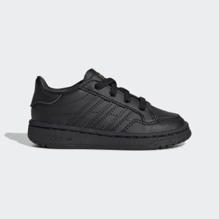 Zapatillas Team Court Core Black / Core Black / Cloud White EF6826
