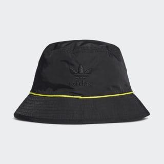 Cappellino Bucket Black / Aero Lime FS6580