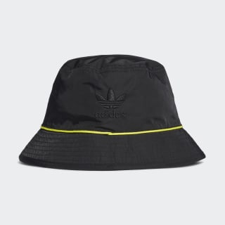 Gorro Bucket Black / Aero Lime FS6580