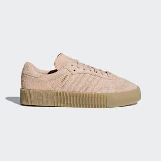 SAMBAROSE Shoes Ash Pearl / Ash Pearl / Gum4 B37861