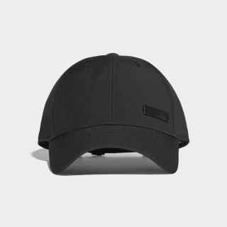 Boné Leve Clássico de Seis Painéis Black/Black/Black S98158