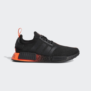 NMD_R1 Star Wars Schoenen Core Black / Core Black / Solar Red FW2276