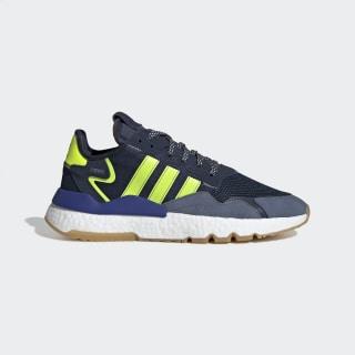 Nite Jogger Shoes Collegiate Navy / Solar Yellow / Gum EG2956