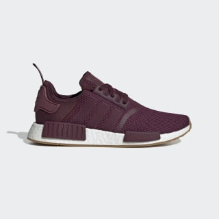 NMD_R1 Shoes Maroon / Maroon / Collegiate Burgundy EG2937