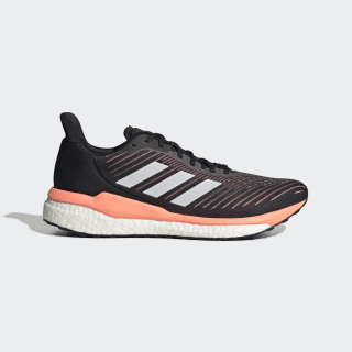 Zapatillas para correr Solardrive 19 Core Black / Dash Grey / Signal Coral EE4278