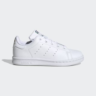 Scarpe Stan Smith Cloud White / Cloud White / Core Black EH0737