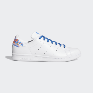 Stan Smith Shoes Cloud White / Cloud White / Bluebird FV7869