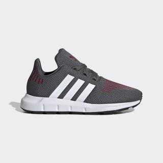 Swift Run Shoes Grey / Cloud White / Core Black EE7114