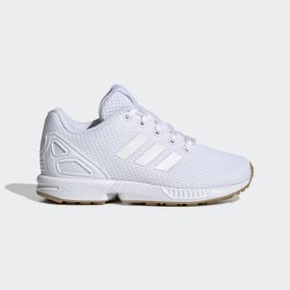 ZX Flux Shoes Cloud White / Cloud White / Cloud White EH3177