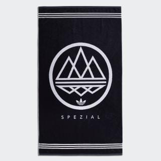 Spezial Logo Towel Night Navy / White CF7341