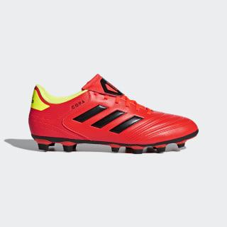Zapatos de Fútbol Copa 18.4 Multiterreno SOLAR RED/CORE BLACK/SOLAR YELLOW DB2456