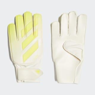 X Lite Goalkeeper Gloves White / Solar Yellow DN8539