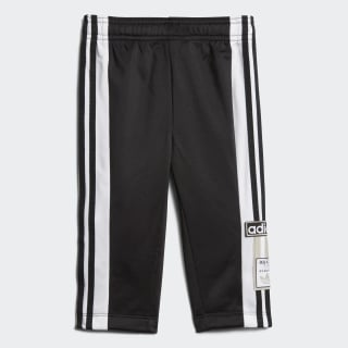 Pants Adibreak Track Black / White D96072