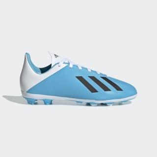 Zapatos de Fútbol X 19.4 Multiterreno Bright Cyan / Core Black / Shock Pink F35361
