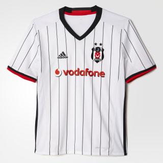 Beşiktaş Heimtrikot White/Black AP8068