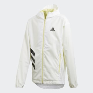 XFG Must Haves Windbreaker White / Yellow Tint / Black FL1775