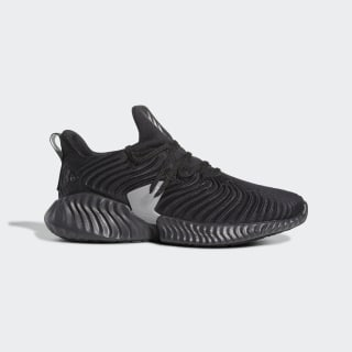 Alphabounce Instinct Shoes Core Black / Silver Metallic / Carbon CG5592