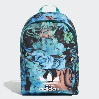 Floral Backpack True Green FK4565