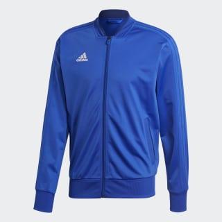 Куртка CON18 PES JKT bold blue / dark blue / white CF4321