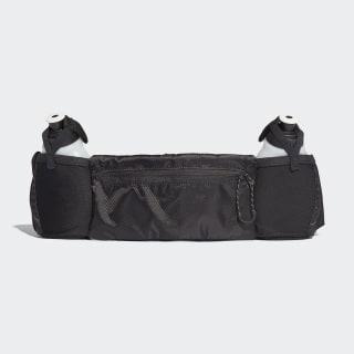 Run 2 Bottle Belt Black / Black / Reflective CF5212
