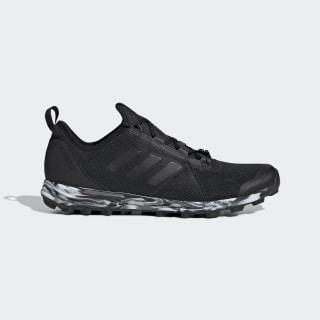 Obuv Terrex Agravic Speed Trail Running Core Black / Core Black / Core Black D97470
