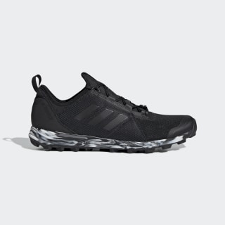 Terrex Agravic Speed Trail Running Shoes Core Black / Core Black / Core Black D97470