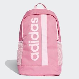 Mochila Linear Core semi solar pink / true pink / true pink DT8619