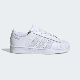 Superstar Schuh Ftwr White / Ftwr White / Ftwr White DB2871