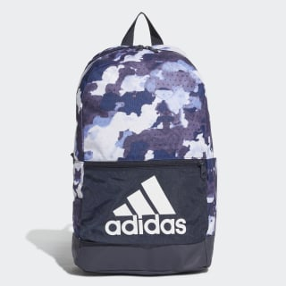 Mochila CLAS BP BOS GW Tech Ink / Noble Indigo / White DZ8279