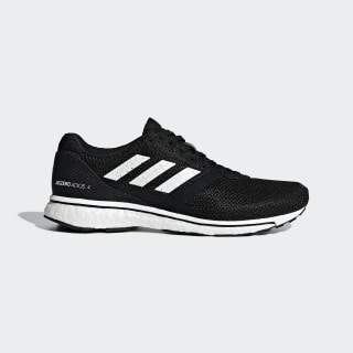 Adizero Adios 4 Shoes Core Black / Cloud White / Core Black B37377