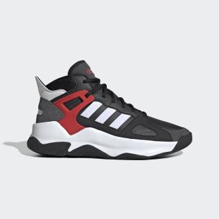 Streetspirit Shoes Core Black / Cloud White / Active Maroon EE9982