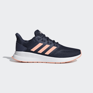 Кроссовки для бега Runfalcon trace blue f17 / dust pink / trace blue f17 F36271