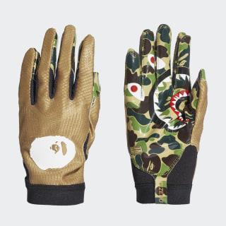 adidas x BAPE Adizero 8.0 Gloves Camo Print CL4729