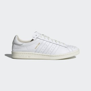 Tenis vulcanizados EARLHAM Spezial Off White / Core White / Gold Metallic F99866