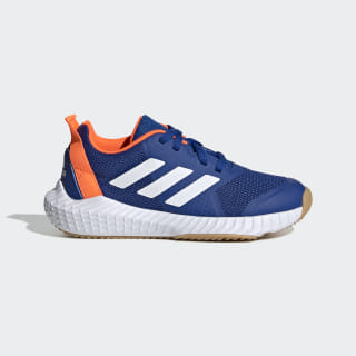 FortaGym Shoes Collegiate Royal / Cloud White / Solar Orange G27202