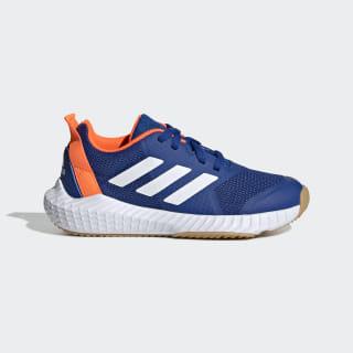 FortaGym Shoes Collegiate Royal / Cloud White / Solar Orange G27202