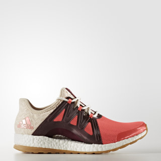 Кроссовки для бега Pure Boost Xpose Clima easy coral / linen / maroon BB1739