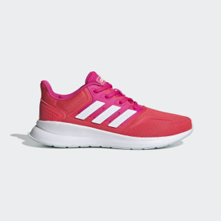 Runfalcon Ayakkabı Shock Red / Cloud White / Shock Pink EG2550