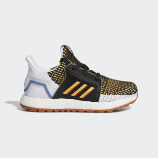Zapatillas ULTRABOOST 19 x TOY STORY 4: WOODY Core Black / Active Gold / Scarlet EF0936
