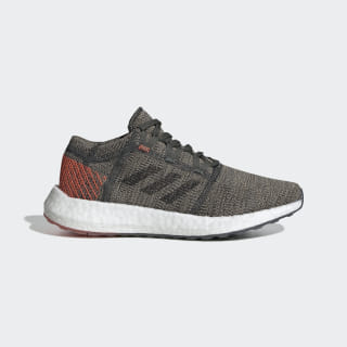Tenis Pureboost Go Legend Ivy / Core Black / True Orange F34007