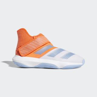 Баскетбольные кроссовки Harden B/E 3 ftwr white / hi-res coral / glow blue F97189